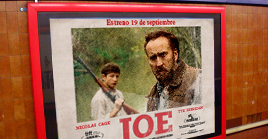 Joe, de David Gordon Green