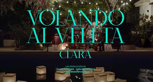 Volando al Veleta, Clara Lorenzo